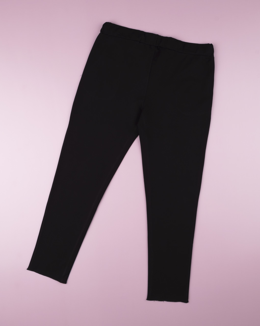 Pantalone jogger preto - Prénatal
