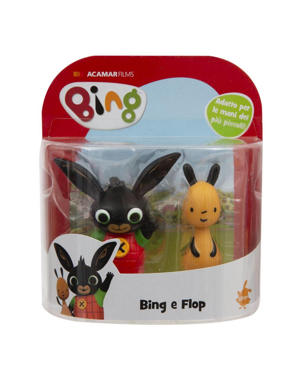 Personagens do casal bing acenam 2 - Bing