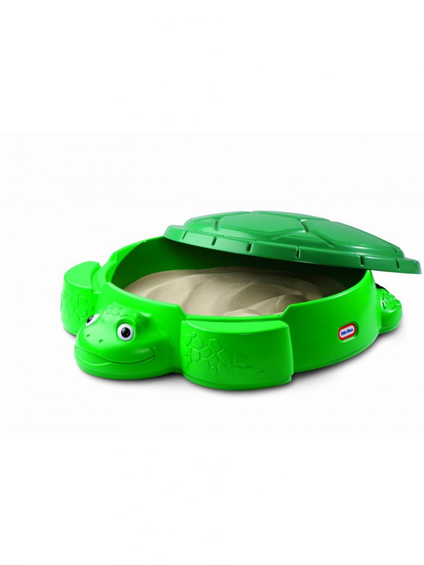 Little tikes - caixa de areia da tartaruga - Little tikes