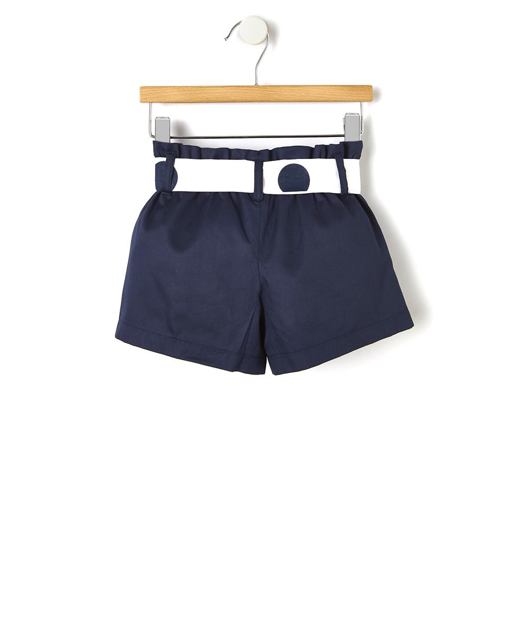 Shorts de cetim - Prénatal