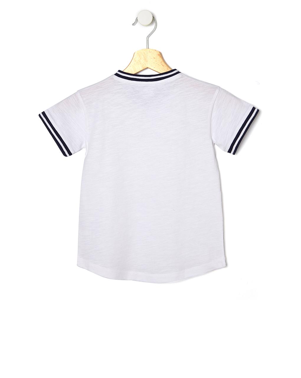 Camiseta básica de meia manga - Prénatal