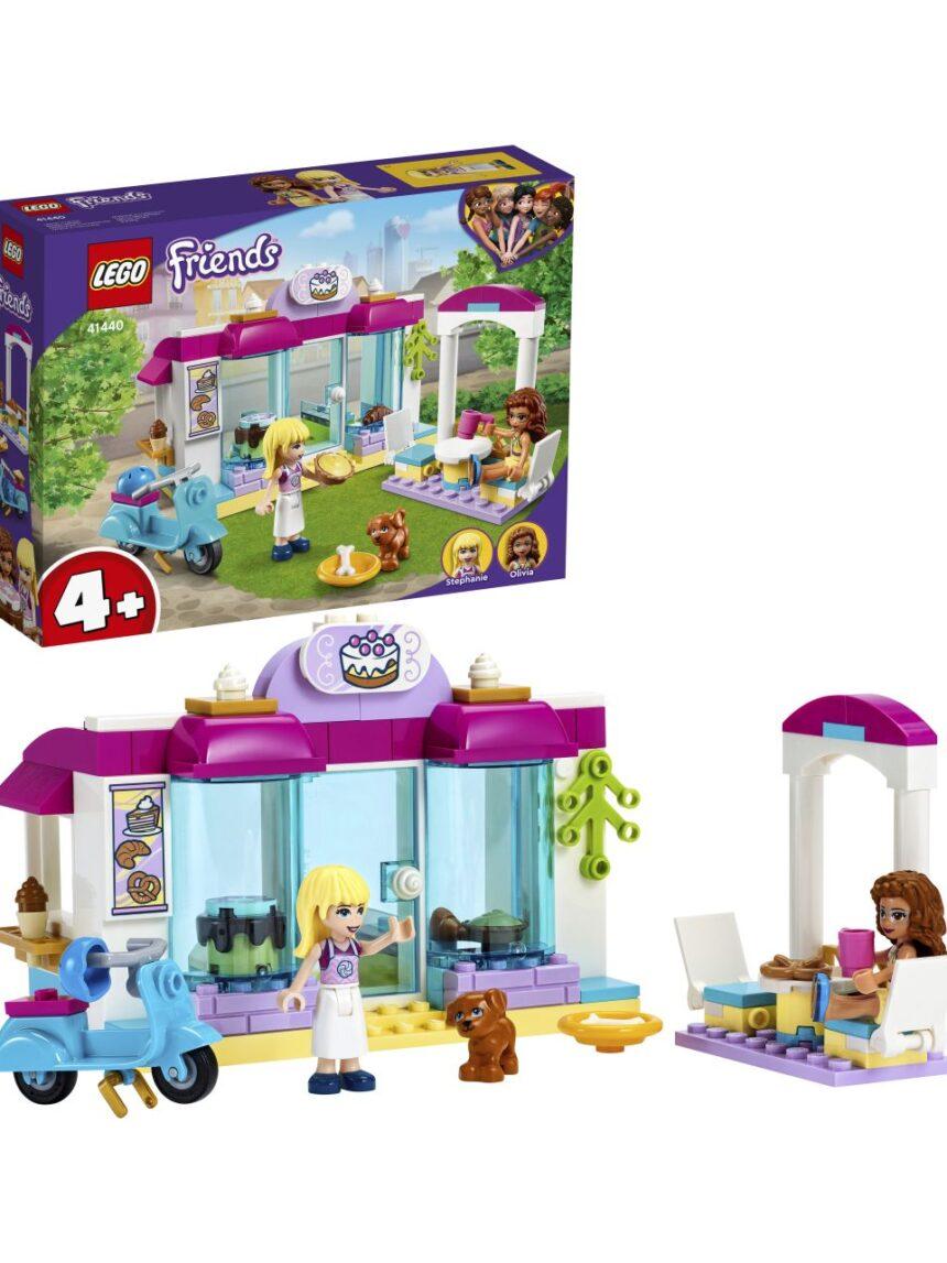 Amigos de lego - forno da cidade de heartlake - 41440 - LEGO