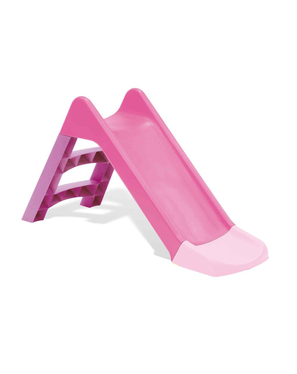 Sol e esporte - slide rosa de 3 etapas - Sun&Sport