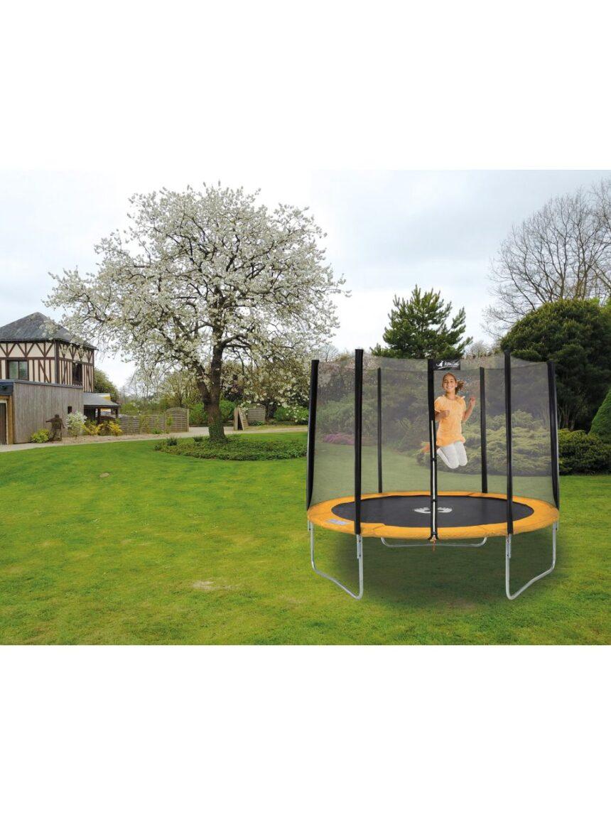 Sol e esporte - cama elástica 244 cm - Sun&Sport
