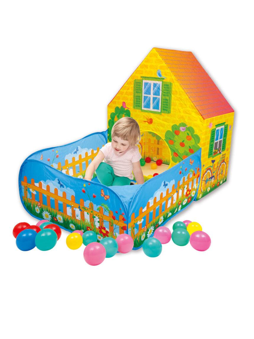 Casa com jardim 30balls - Sun&Sport
