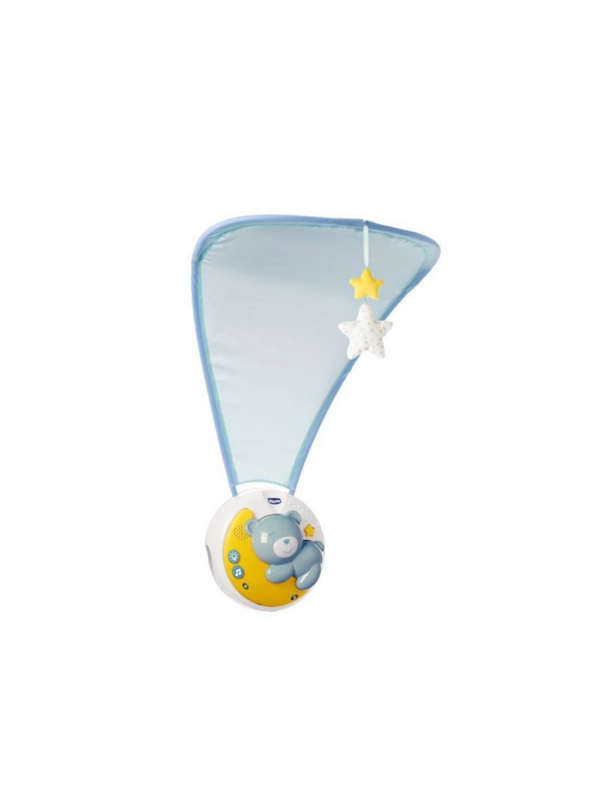 Chicco - projetor azul claro next2moon - Chicco