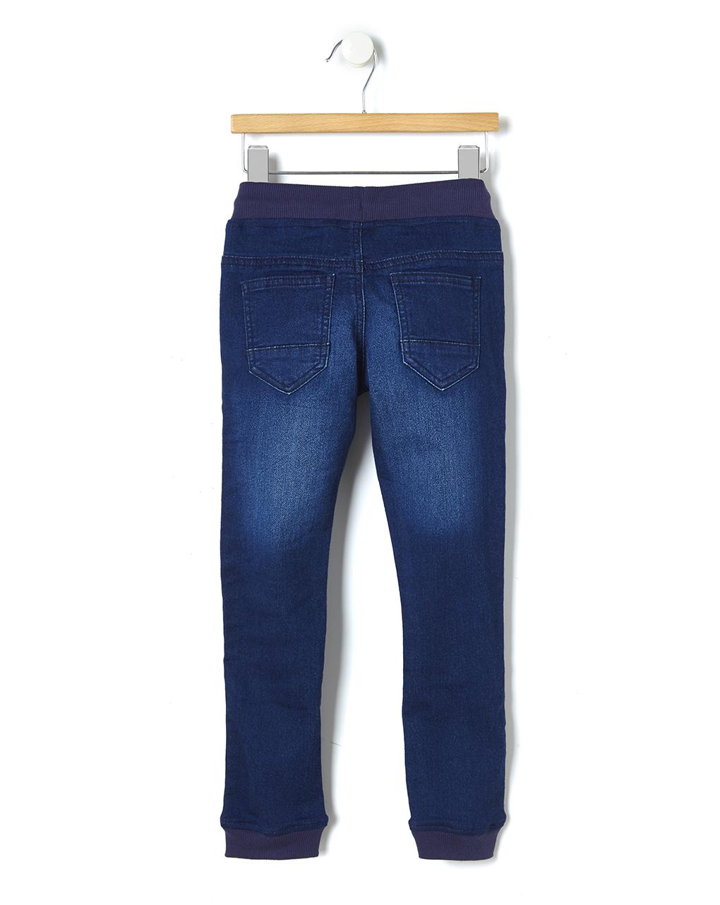 Calças jeans escuras - Prénatal