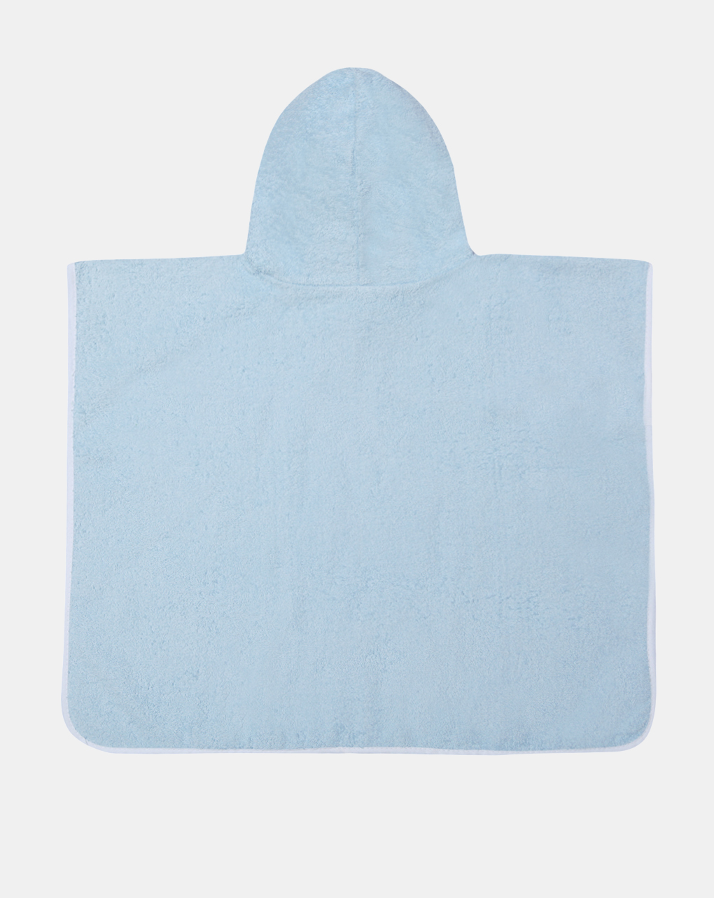Poncho turco azul claro - Prénatal