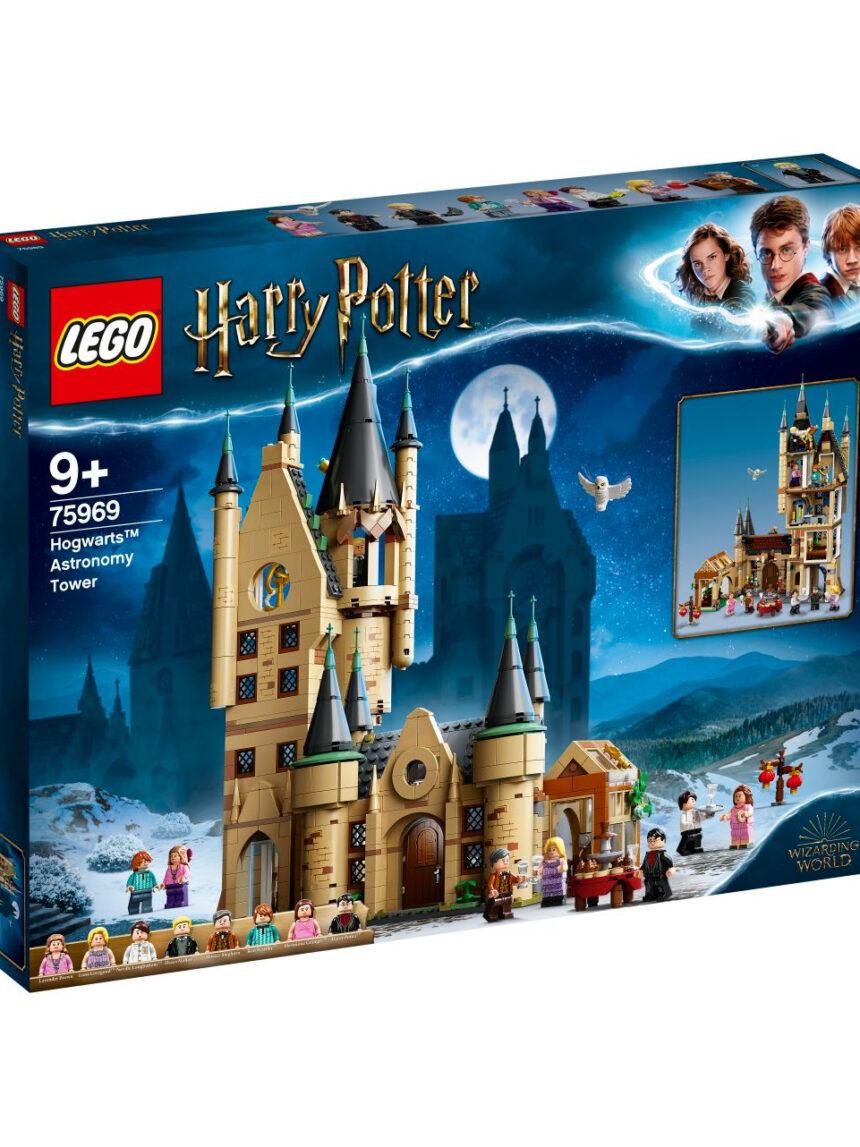 Lego harry potter tm - torre de astronomia hogwarts ™ - 75969 - LEGO