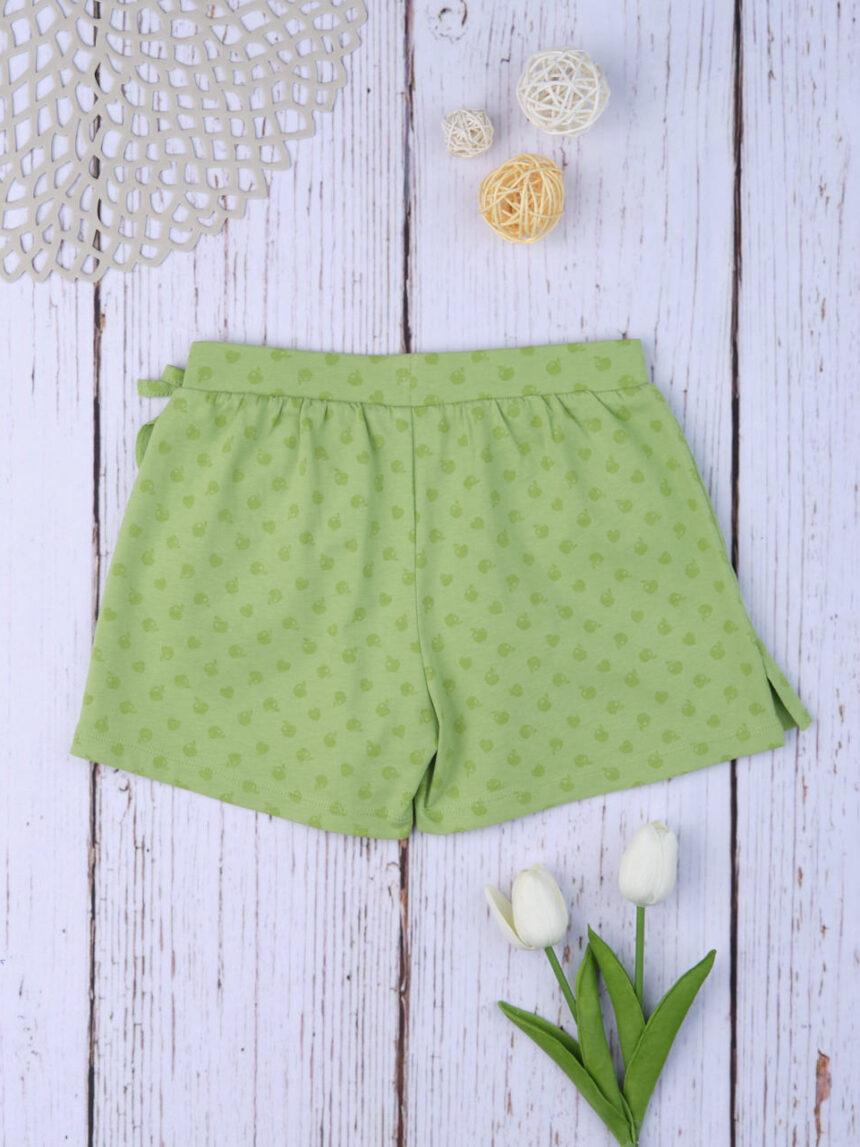 Shorts vão ficar verdes - Prénatal