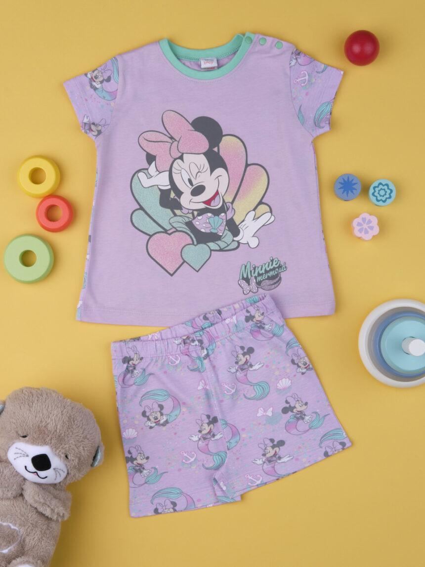 Pijama de menina minnie mouse - Prénatal