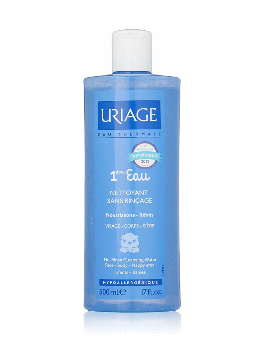Uriage - água de limpeza suave 500 ml - Uriage