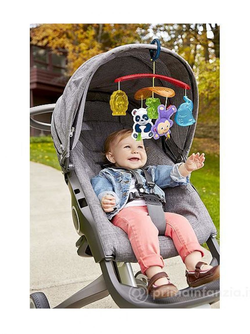 Fisher price - celular de animais ambulantes para bebês - Fisher-Price