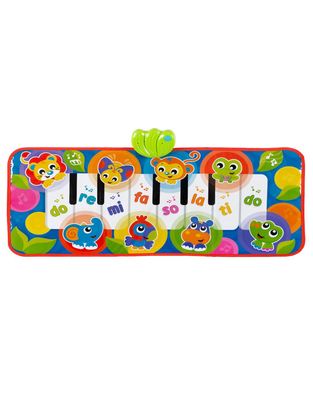 Playgro - tapete de piano musical da selva jumbo - Playgro