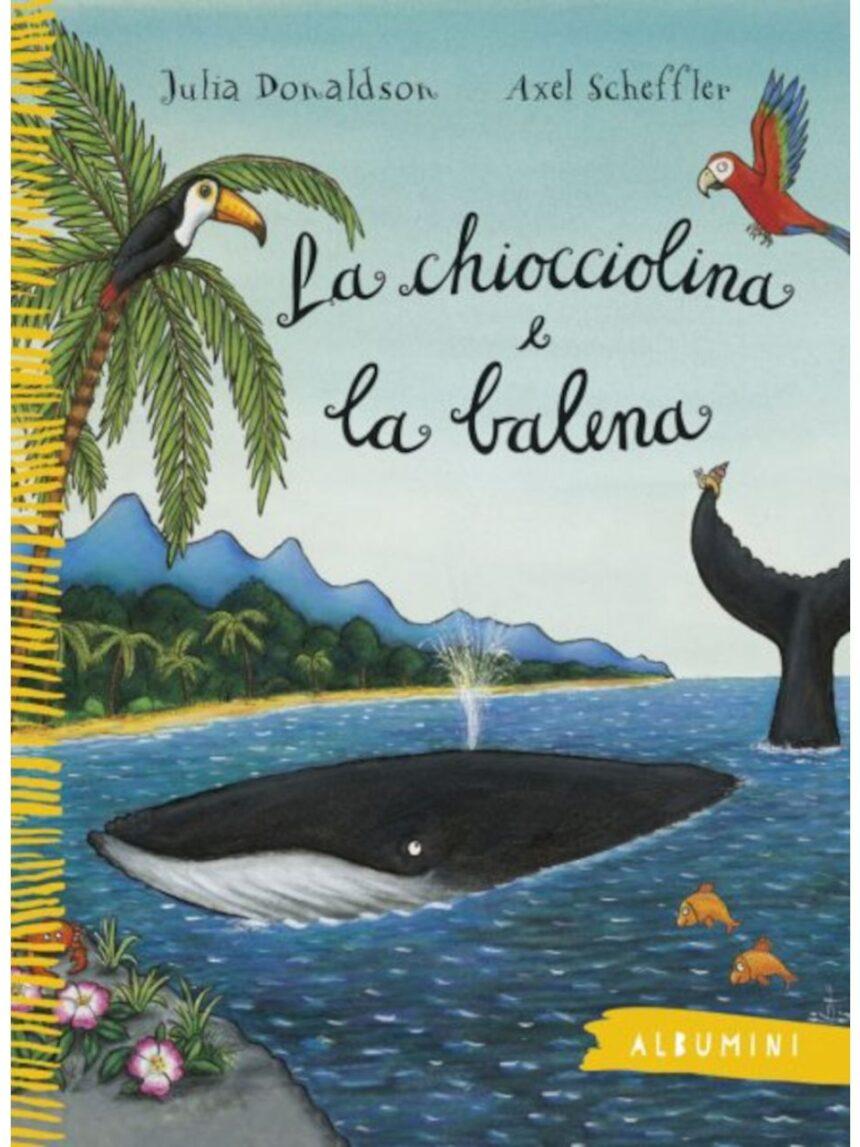 Albumini - o caracol e a baleia - Edizioni EL