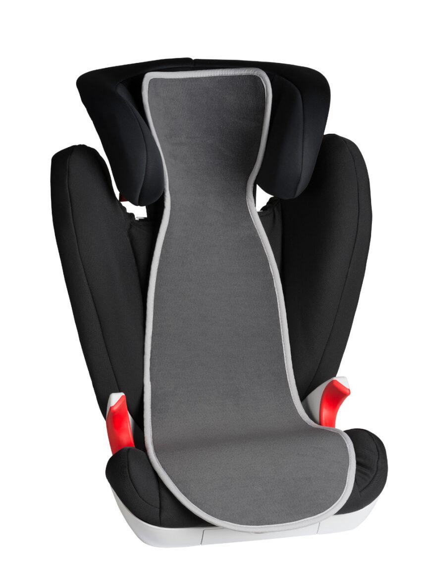 Capa de assento legal grupo 2/3 aircuddle cinza - AirCuddle