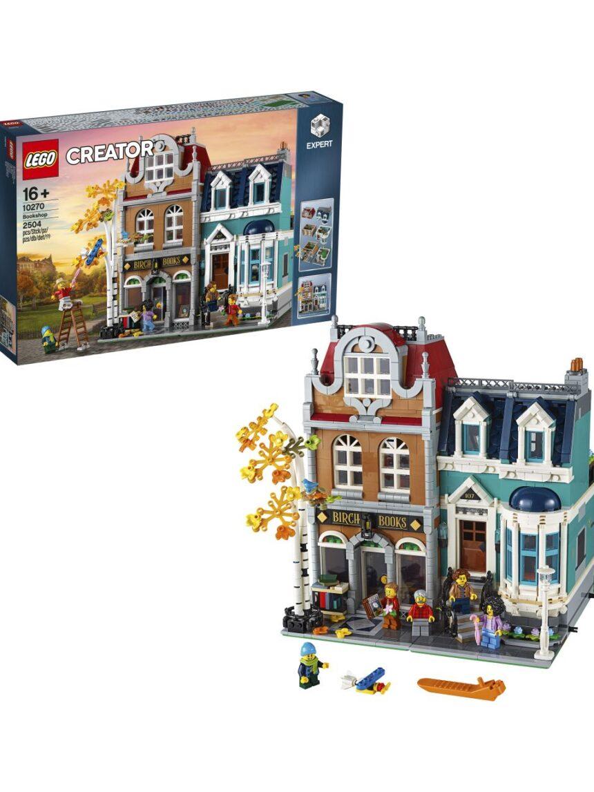 Especialista em criador de lego - libreria - 10270 - LEGO