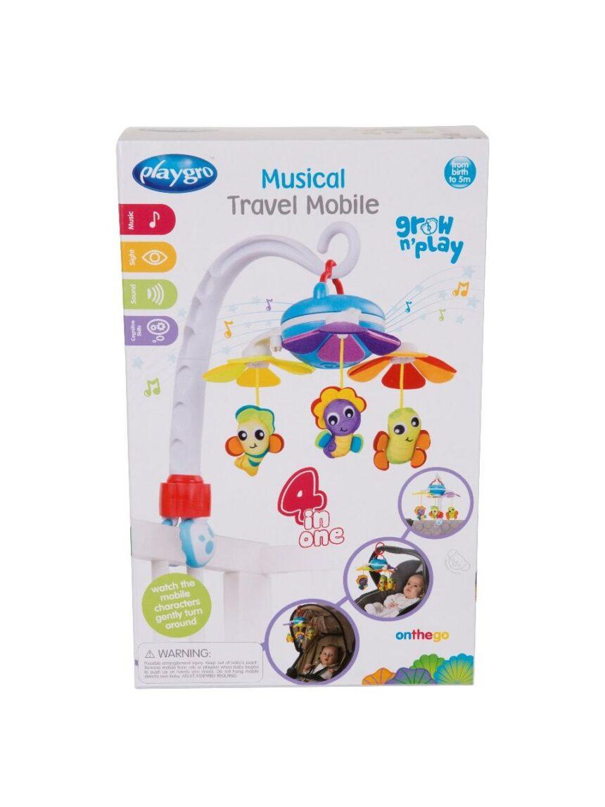 Playgro - celular de viagem musical - Playgro