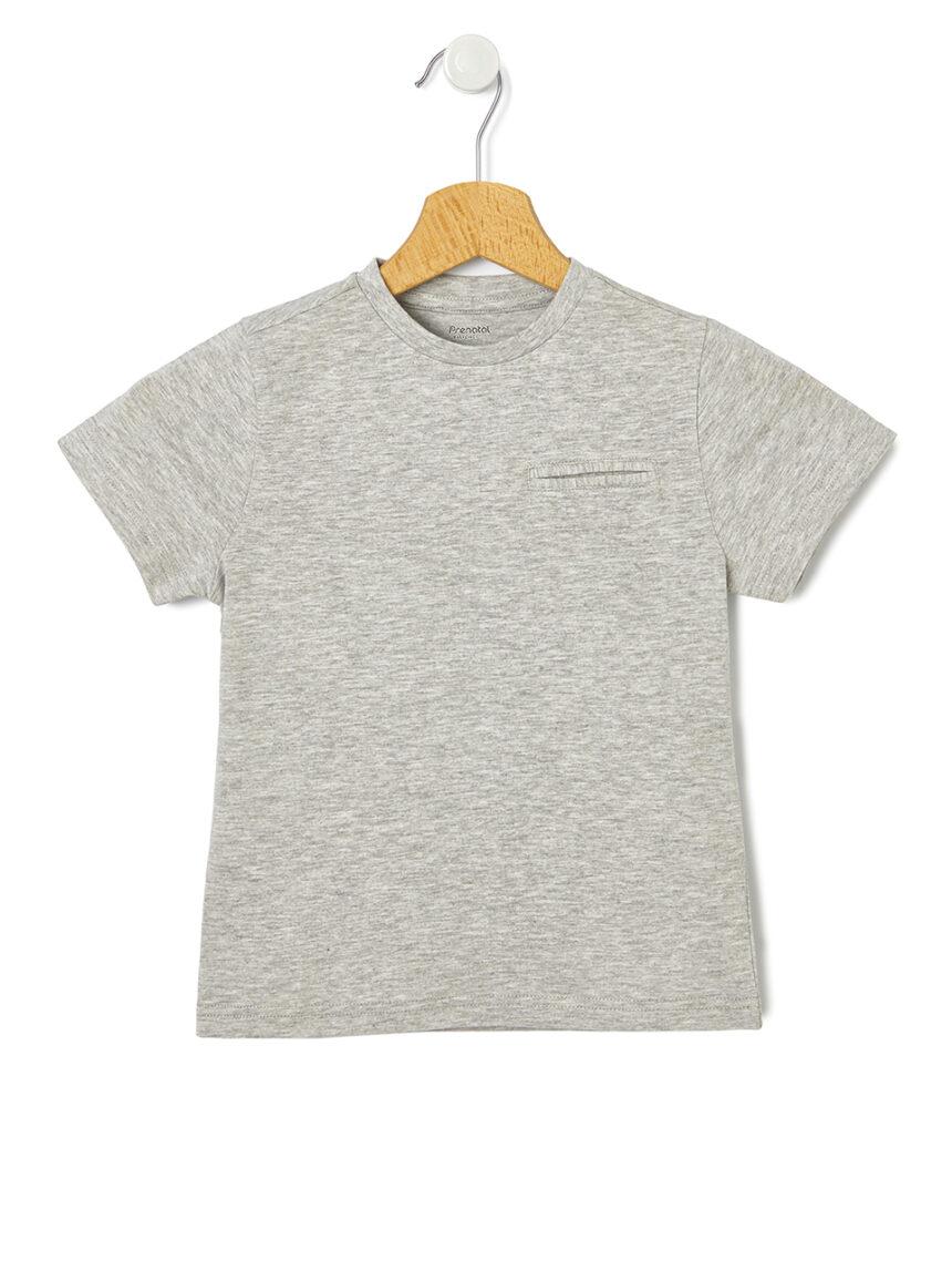 Camiseta básica de cor sólida - Prénatal