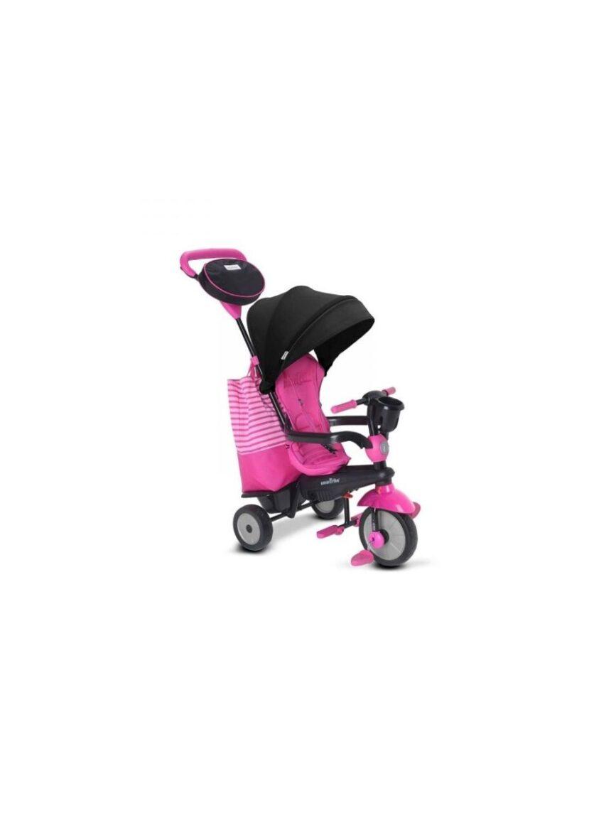 Trike inteligente swing 4 em 1 rosa - SmarTrike
