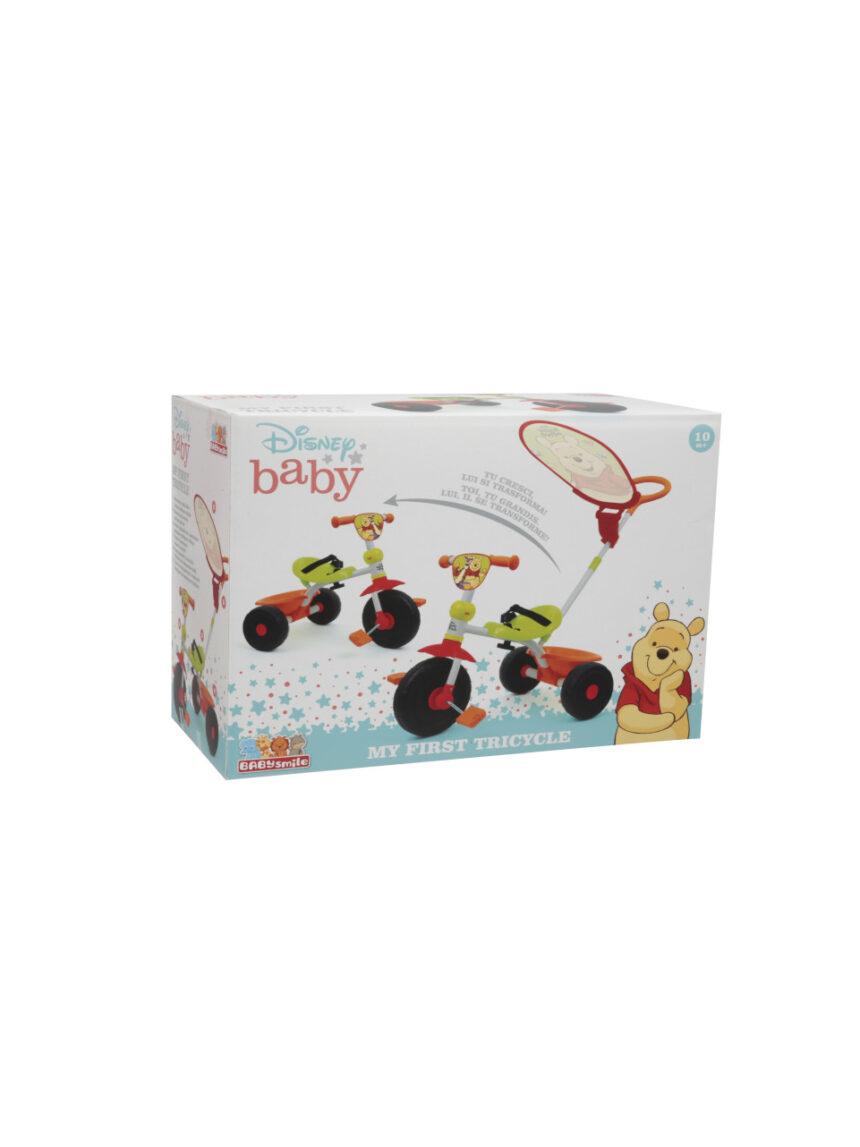 Sorriso de bebê - winnie the pooh triciclo - Baby Smile