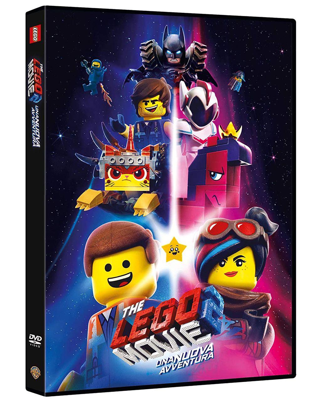 Dvd lego movie 2 (the) - uma nova aventura - Video Delta