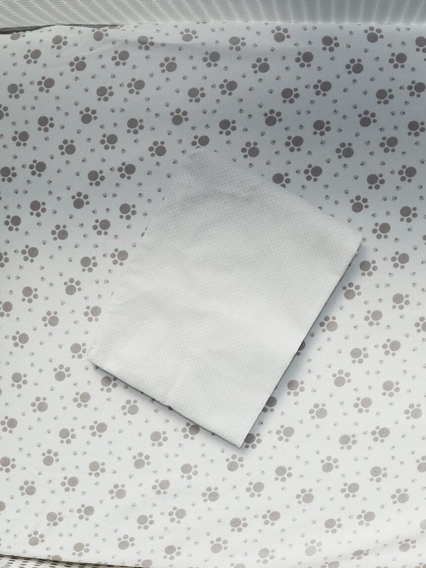Berço - pacote de 2 folhas para berço com cantos - Prénatal
