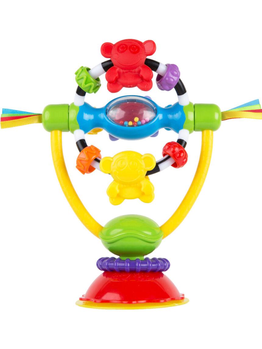Playgro - brinquedo giratório de cadeira alta - Playgro