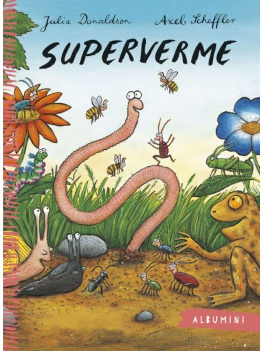 álbuns - superworms - Edizioni EL