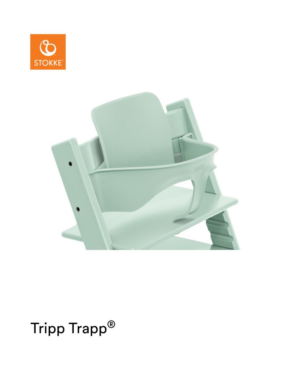 Conjunto bebê stokke® por tripp trapp® - soft mint - Stokke