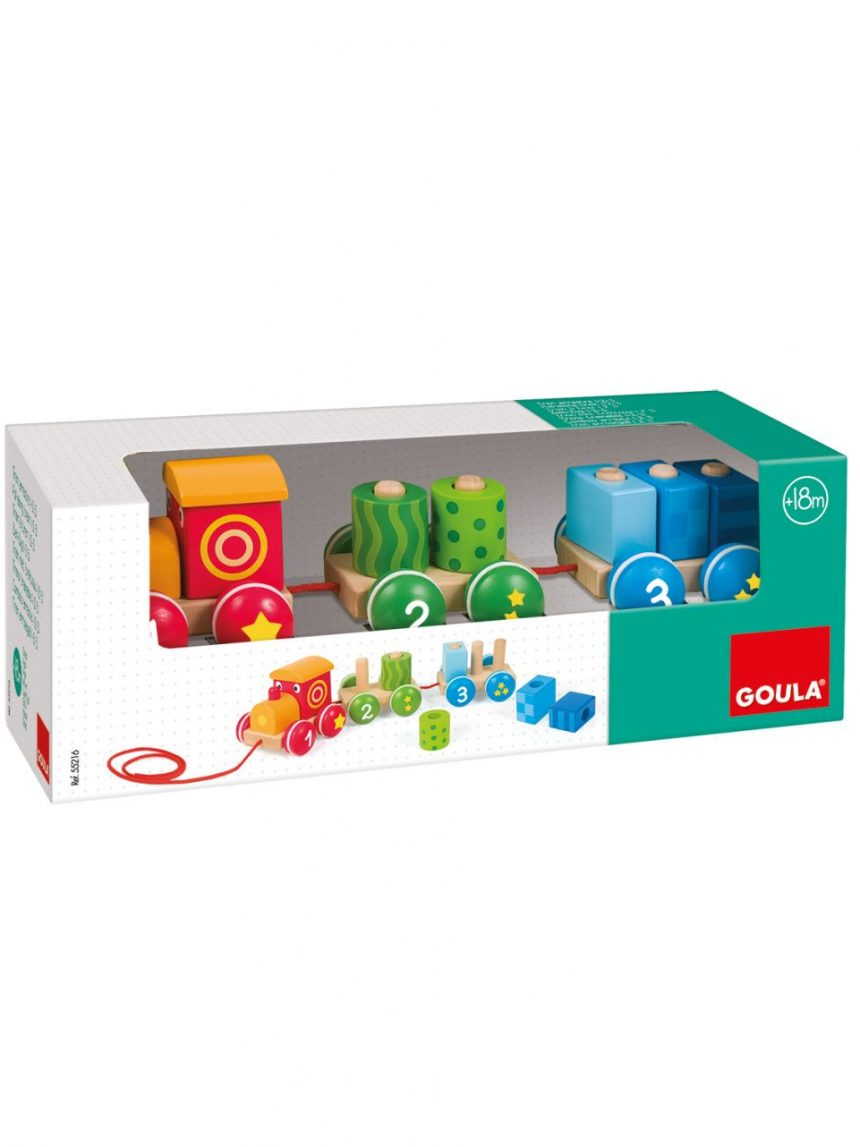 Goula - trem 1-2-3 - Goula