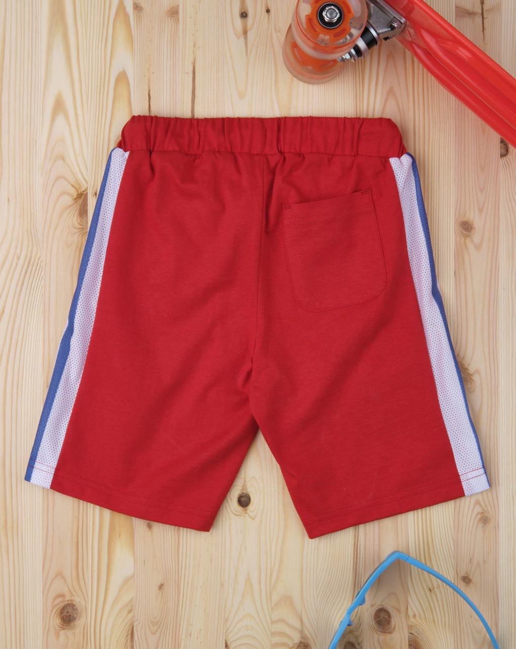 """Shorts bimbo """"força 04"""" - Prénatal"""