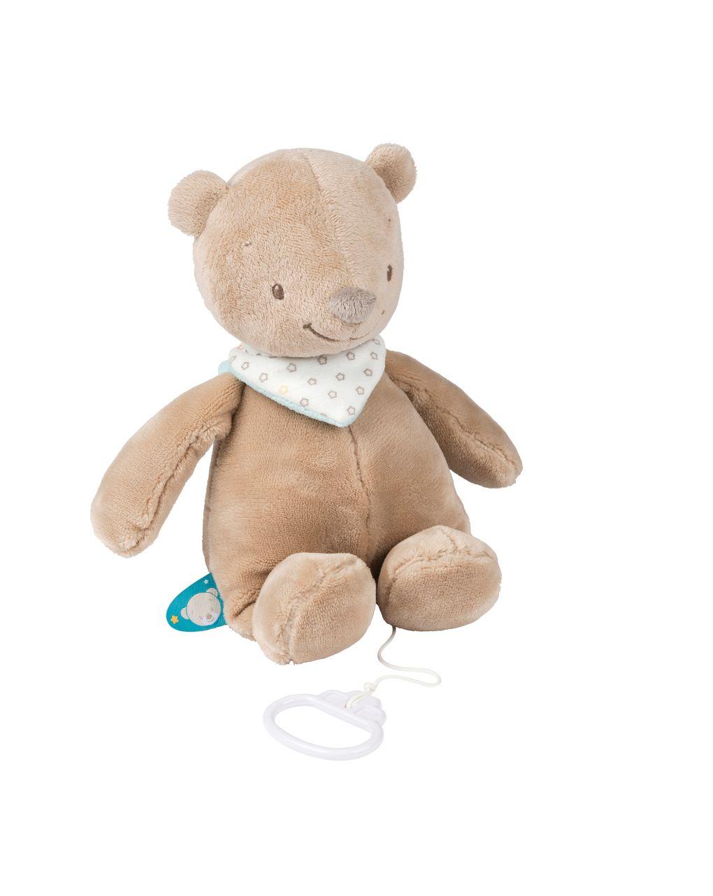 Nattou - basile a caixa de música do urso - Nattou