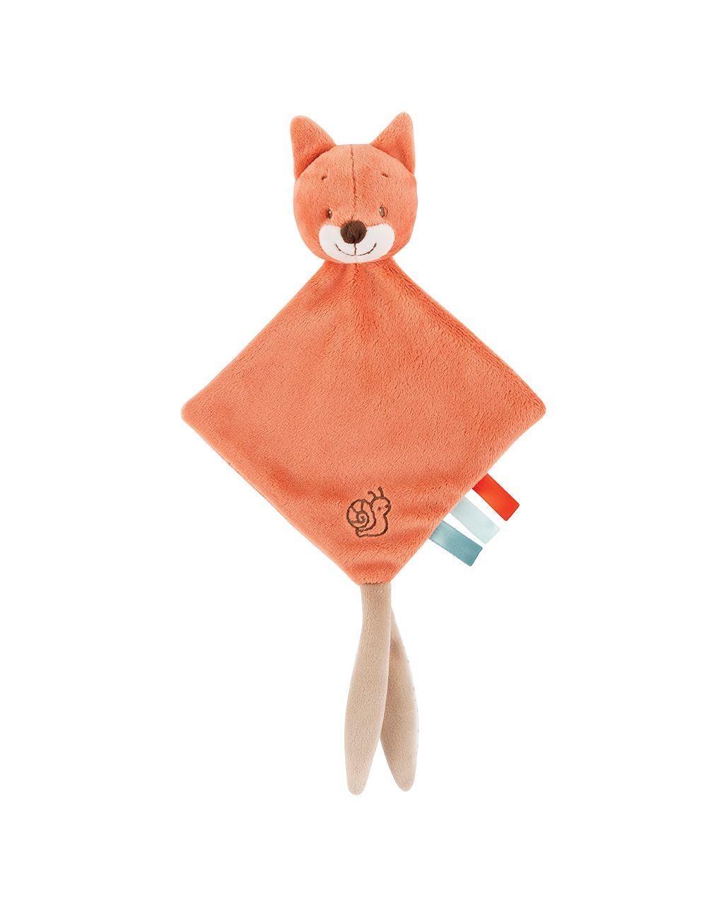 Nattou - mini doudou oscar a raposa - Nattou
