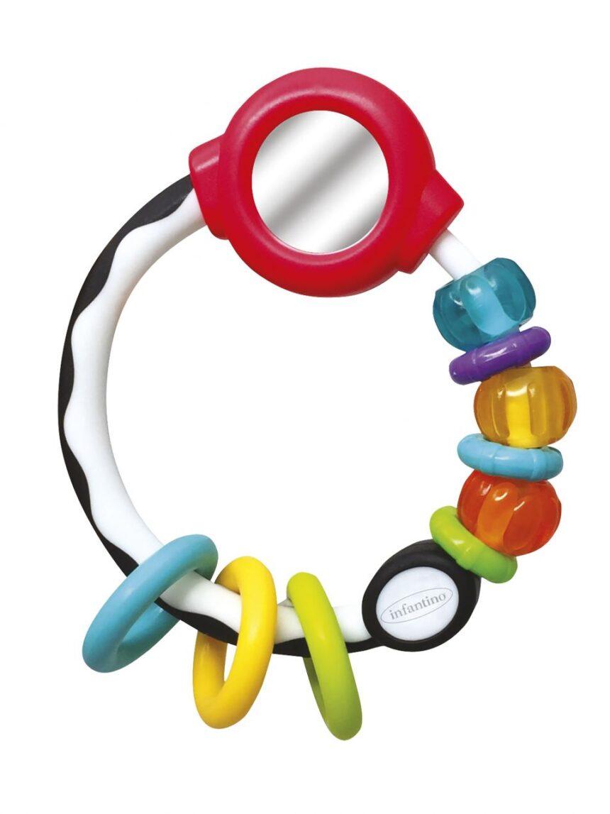 Infantino - mordedor de anel rotativo - Infantino