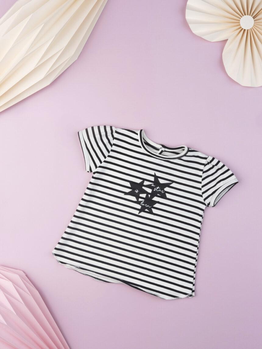 """Camiseta menina """"nasce uma estrela"""" - Prénatal"""