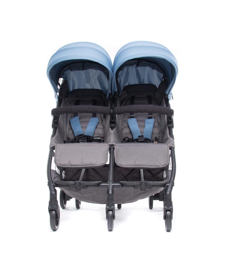 Assento duplo kuki com pacote de cores atlântico - Baby Monsters