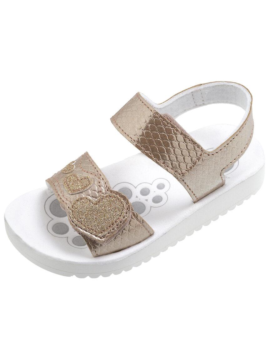 Sandália feminina critas - Chicco