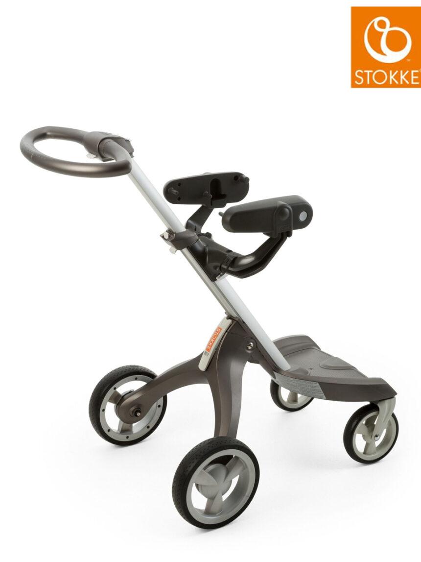 Adaptador de assento de carro de carrinho stokke® para peg perego - Stokke