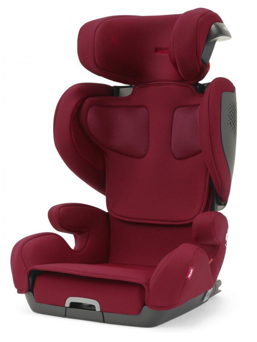 Assento automotivo vermelho granada mako elite 2 select - Recaro