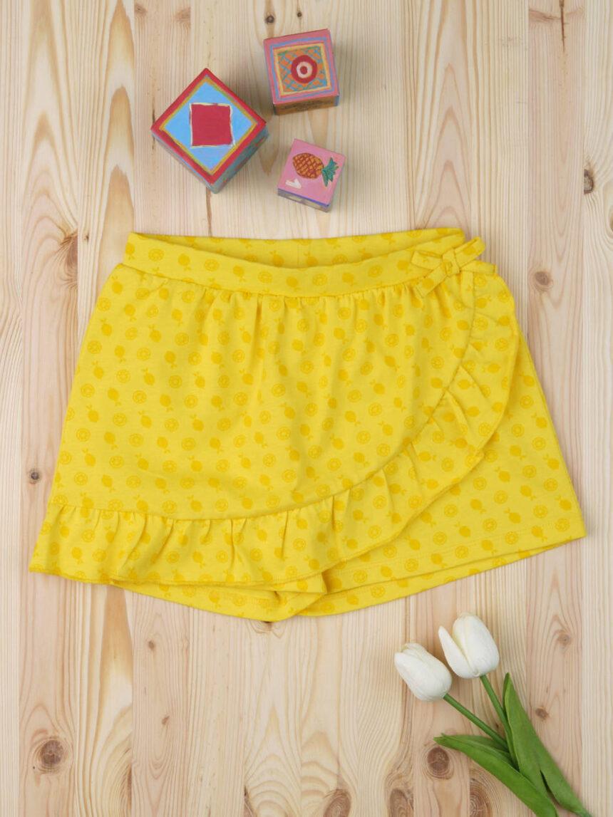 Shorts vão amarelar - Prénatal