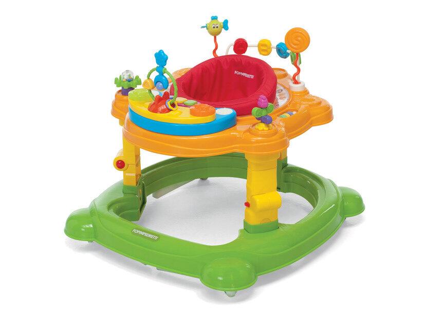 Andador de playgò do centro de atividades - Foppapedretti