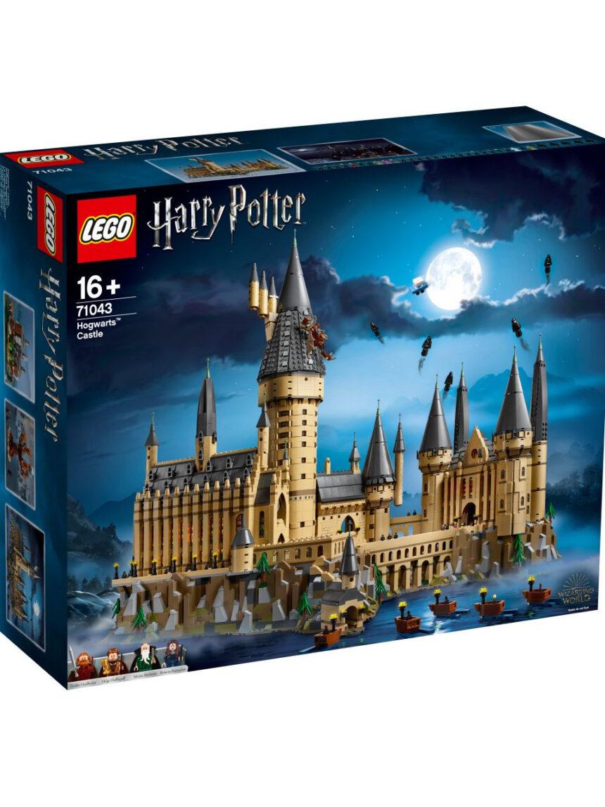 Lego harry potter tm - castelo hogwarts ™ - 71043 - LEGO