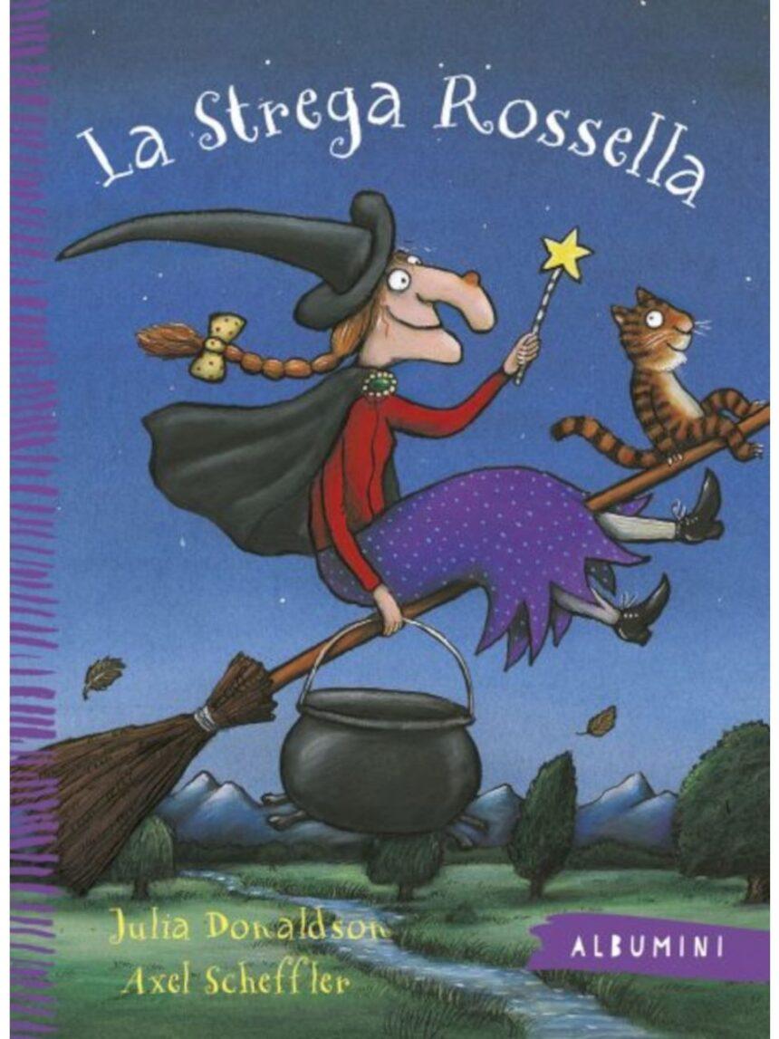 Albumini - a bruxa rossella - Edizioni EL