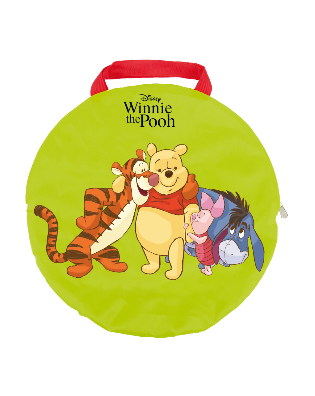 Sorriso de bebê - centro de atividades do ursinho pooh - Baby Smile