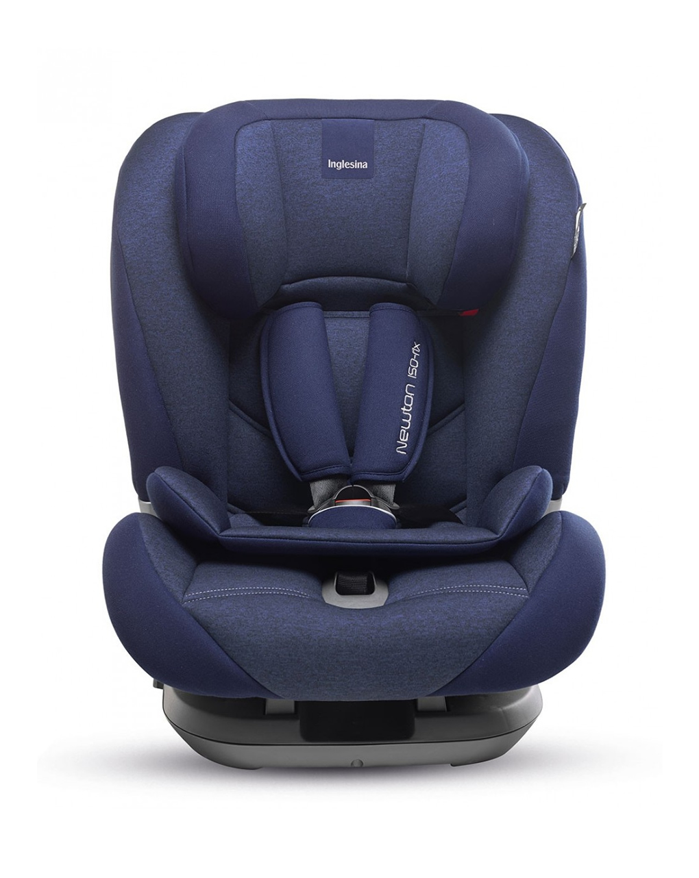 Cadeira auto inglesina newton 1.2.3 ifix, marinho - Inglesina