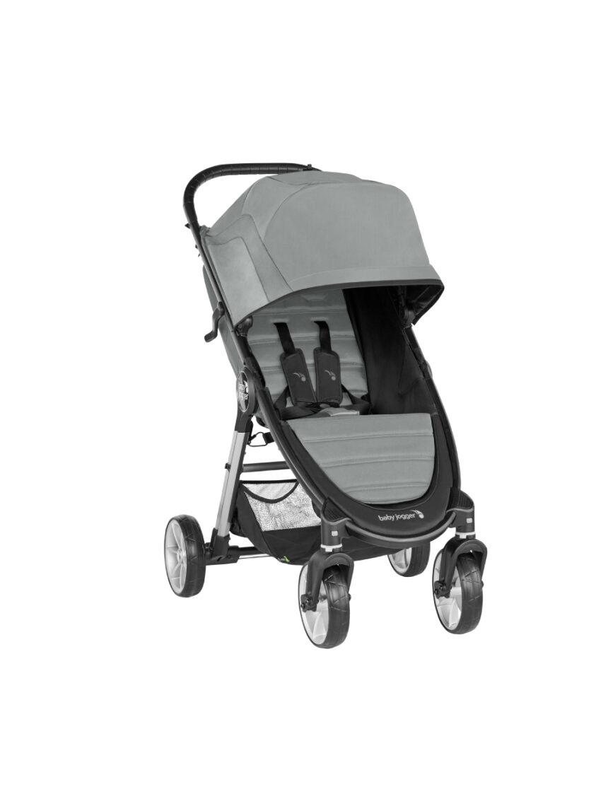City mini2 4 rodas - ardósia - Baby Jogger
