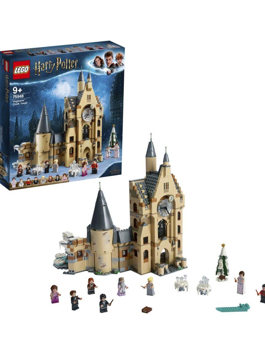 Lego harry potter tm - torre do relógio hogwarts ™ - 75948 - LEGO