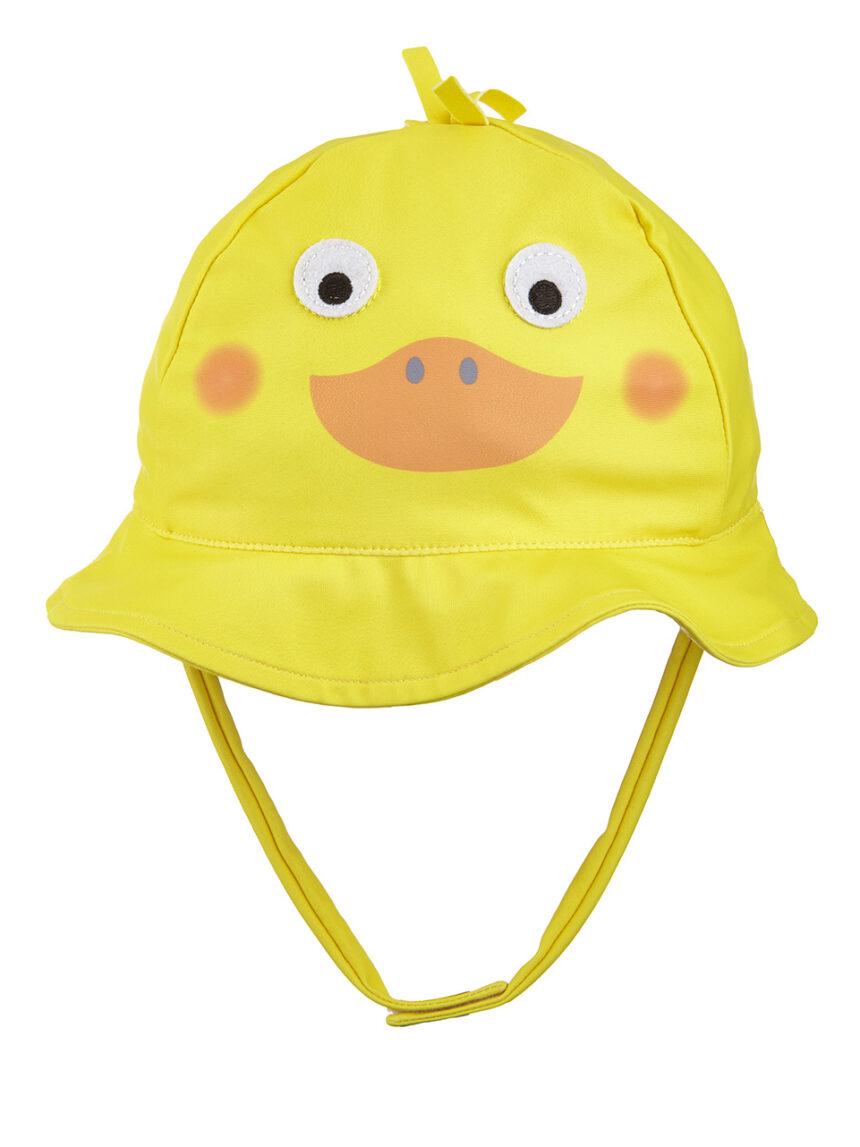 Chapéu de pato - Prénatal