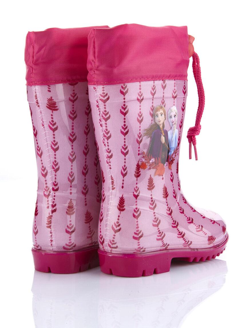 Botas de chuva congeladas - Prénatal